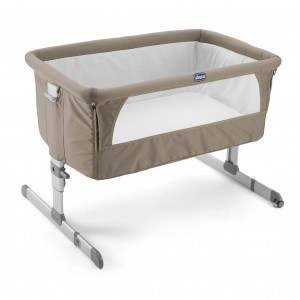 Berceau Chicco Next2Me Dove Grey