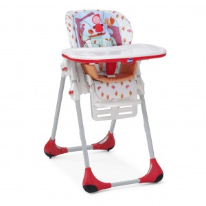 haise haute Chicco Polly 2en1 Happyland