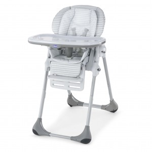 Chaise haute Chicco Polly 2en1 Polaris