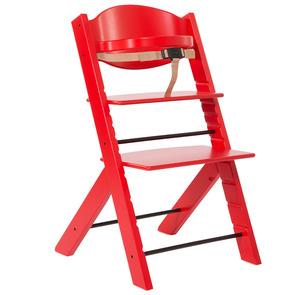 Chaise Haute Treppy Rouge