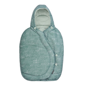 Chancelière Maxi-Cosi Pebble Nomad Green