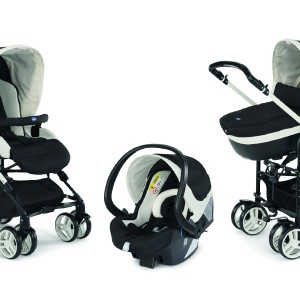 Chicco Trio MyCity Black