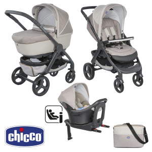 Chicco Trio StyleGo Up i-Size Beige