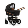Landau-Emmaljunga-Edge-Duo-Outdoor-Black