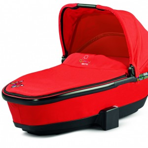 Nacelle pliable Quinny Britto Red