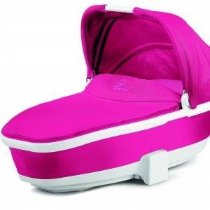 Nacelle pliable Quinny Pink Passion