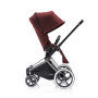 Poussette Cybex Priam Mars Red 1
