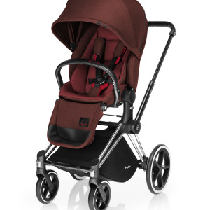 Poussette Cybex Priam Mars Red