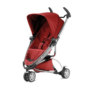 Poussette Quinny Zapp Xtra 2 Red Rumour