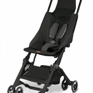 Poussette canne GB Pockit Monument Black