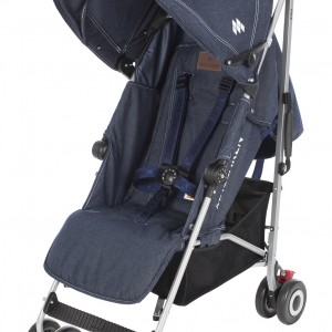 Poussette canne Maclaren Quest Denim