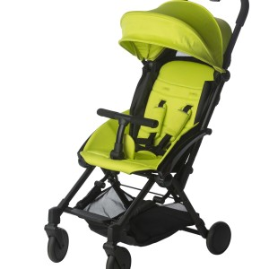 Poussette canne Pericles LIme