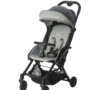 Poussette canne Pericles XS Grey