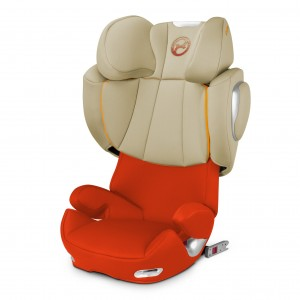 Siège auto Cybex Solution Q3-Fix Autumn Gold