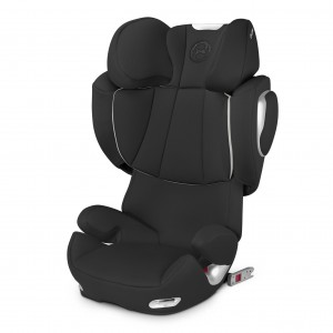 Siège auto Cybex Solution Q2-Fix Happy Black