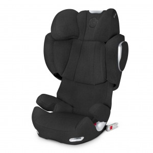 Siège auto Cybex Solution Q2-Fix plus Happy Black