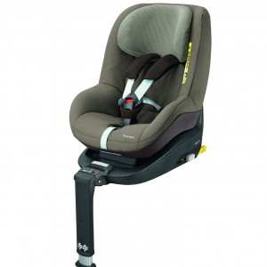 Siège auto Maxi-Cosi 2WayPearl Earth Brown
