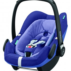 Siège auto Maxi-Cosi Pebble Plus River Blue