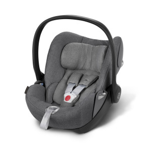 Siège auto Cybex Cloud Q Plus Manattan Grey