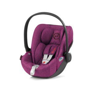 Siège auto Cybex Cloud Z I-Size Plus Passion Pink