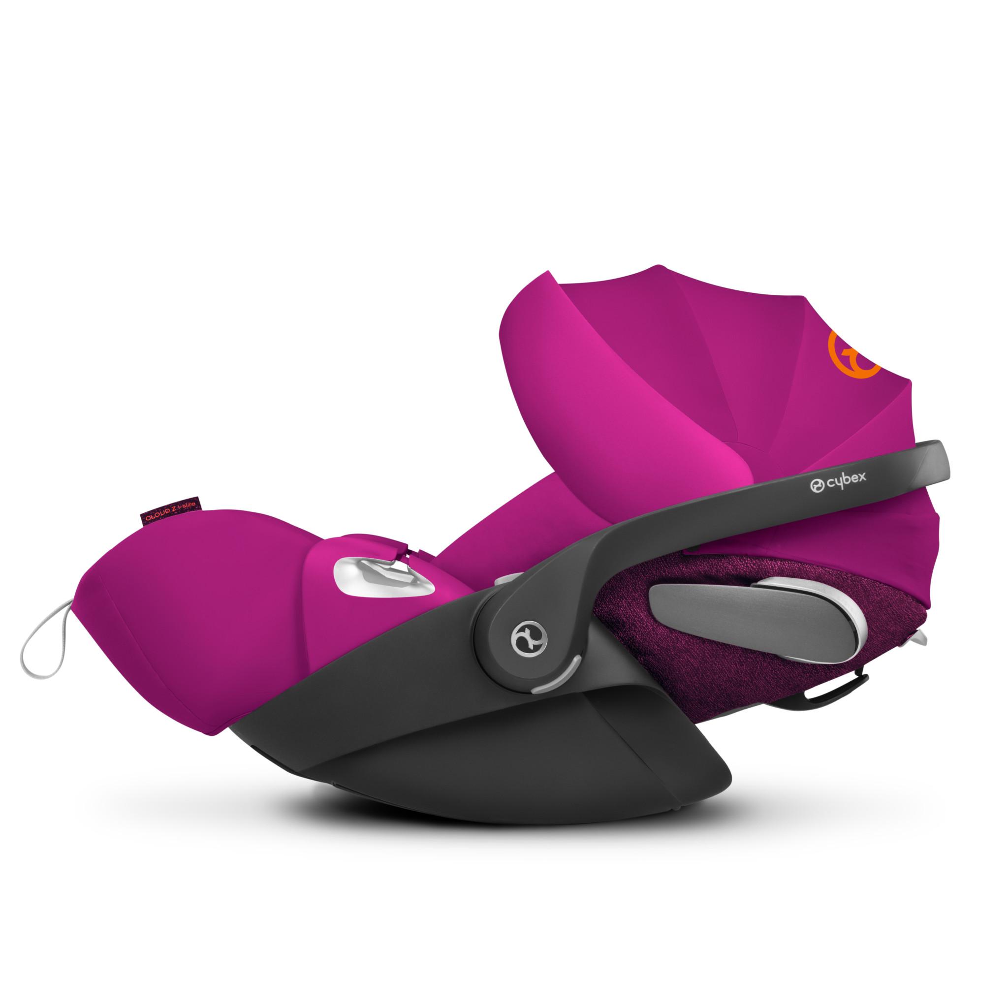 Siège auto Cybex Cloud Z-I Size.Pink Passion1