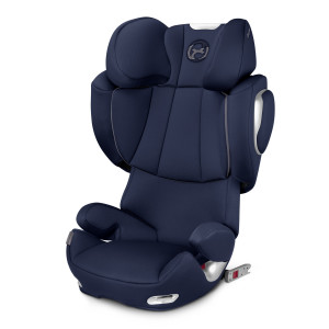 Siège auto Cybex Solution Q3-Fix Midnight Blue