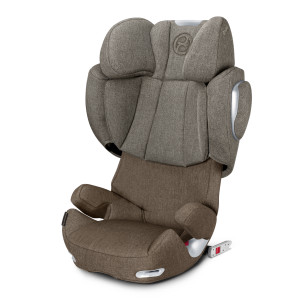 Siège auto Cybex Solution Q3-Fix Plus Cashmere Beige