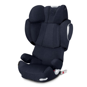 Siège auto Cybex Solution Q3-Fix Plus Midnight Navy