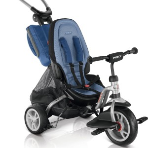 Tricycle Puky CAT S6 Ceety bleu