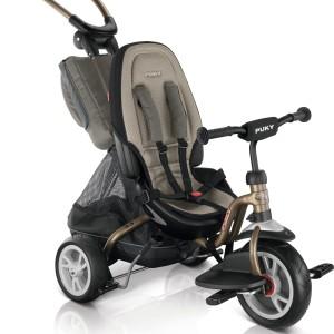 Tricycle Puky CAT S6 Ceety bronze