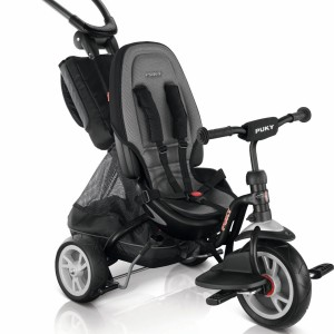 Tricycle Puky CAT S6 Ceety noir