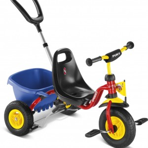 Tricycle Puky CAT1L rouge
