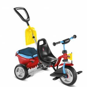 Tricycle Puky CAT1SP rouge