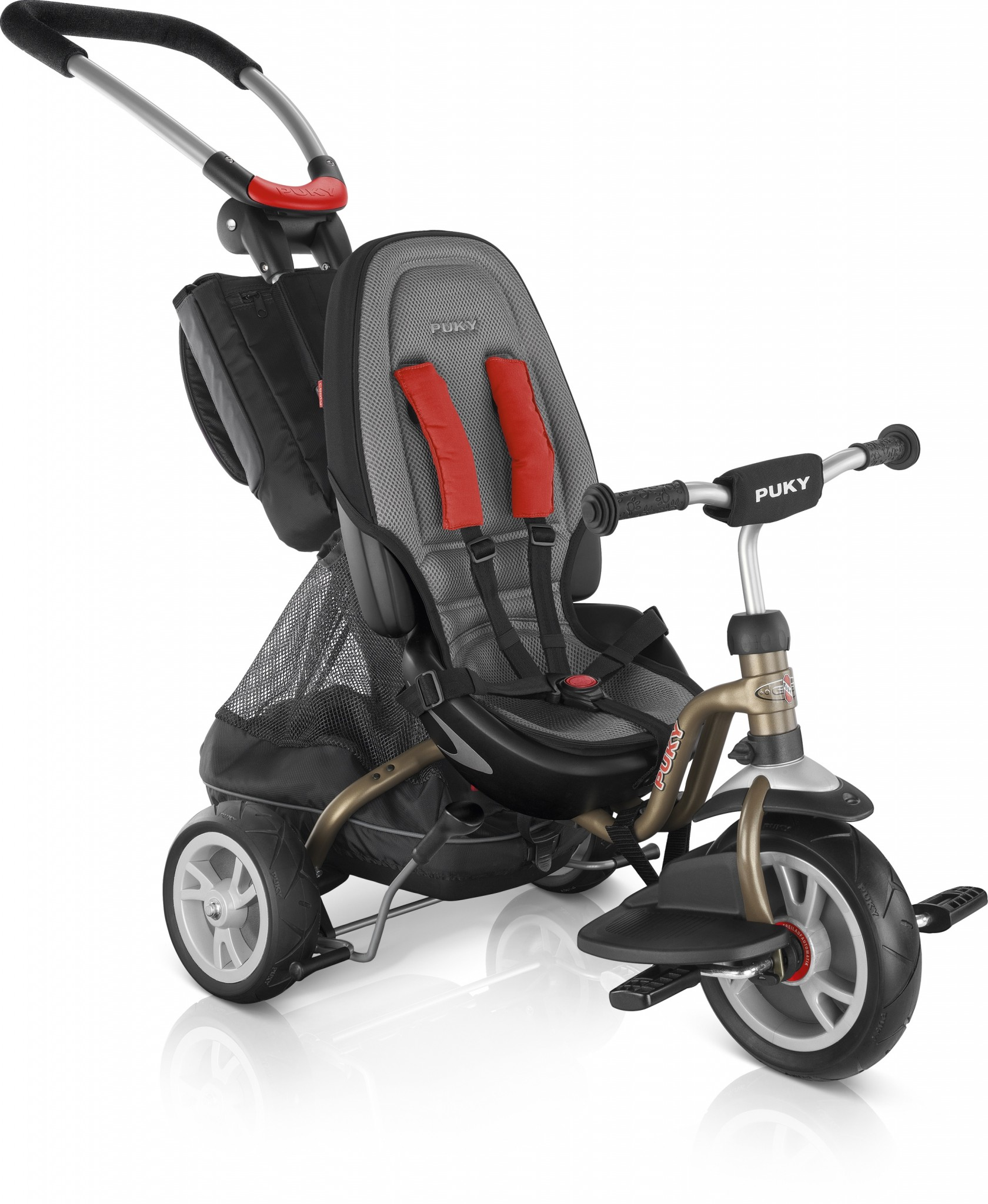 Tricycle Puky Cat S6 Ceety bronze