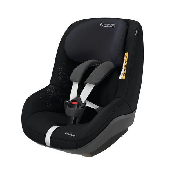 Siège auto Bébé Confort 2WayPearl Total Black